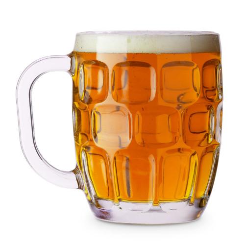 Libbey Dimple Stein Beer Mug - 19 1/4 oz