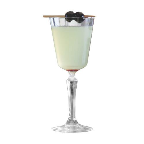 Libbey Speakeasy Prohibition Era Nick & Nora Cocktail Glass - 8.25 oz