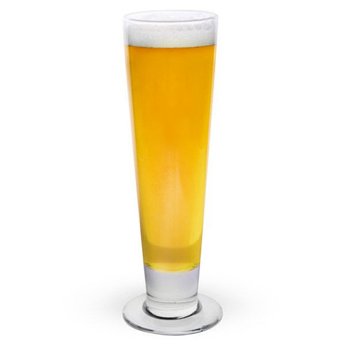 Libbey Catalina Footed Pilsner Beer Glass - 14 oz
