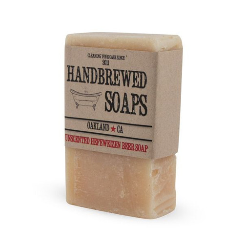 Handbrewed All Natural Beer Soap - Hefeweizen