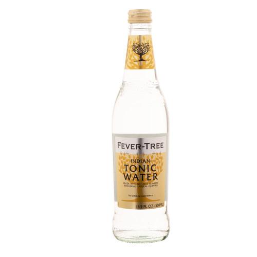 Fever Tree Premium Indian Tonic Water - 16.9 oz