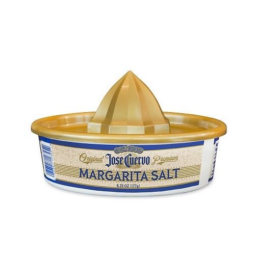 Jose Cuervo Premium Margarita Rimming Salt with Juicer Lid