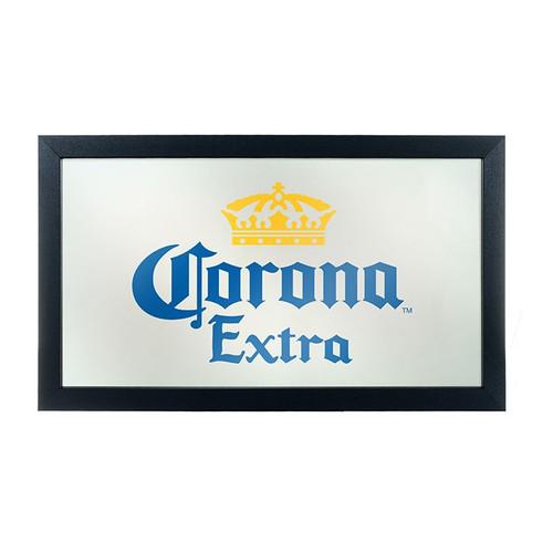 Corona Extra Framed Bar Wall Mirror