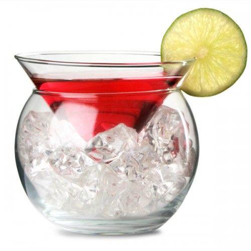 Libbey Martini Chiller 2 Piece Glass - 5.75 oz