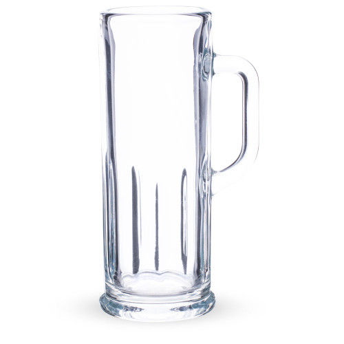 Libbey Frankfurt Paneled Beer Mug Sampler Glass - 4 oz