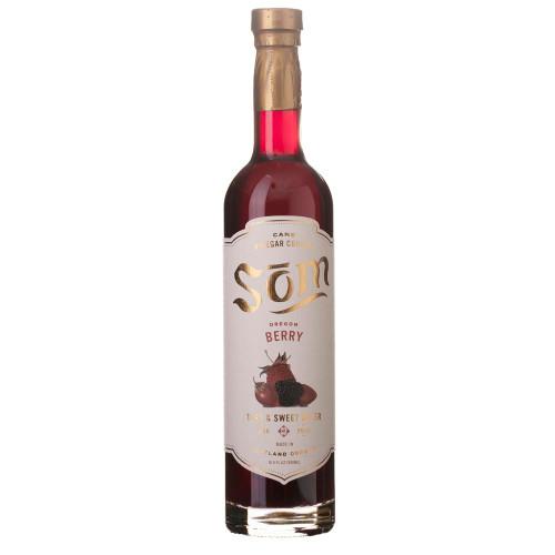 Som Cane Vinegar Cordial Cocktail Mixer - Oregon Berry - 16.9 oz