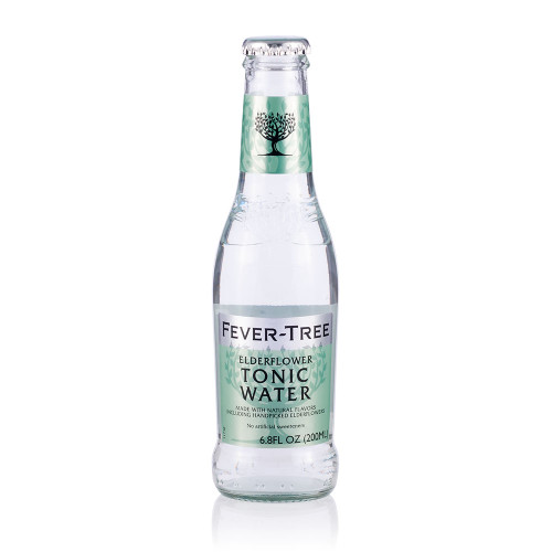 Fever Tree Elderflower Tonic Water - 6.8 oz