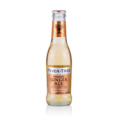 Fever Tree Premium Ginger Ale - 6.8 oz