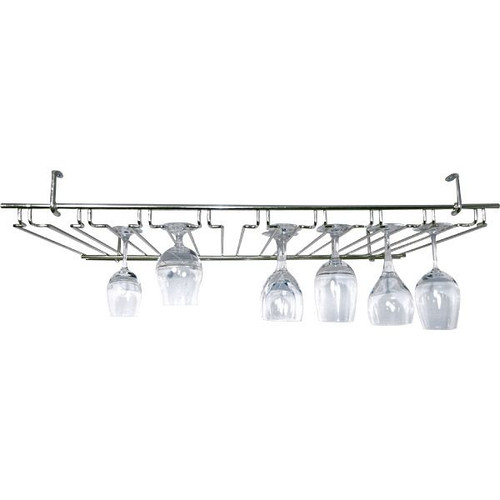 8 channel glass rack