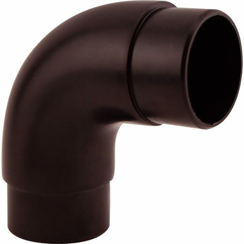 Bar Rail Curve 90-Degree in Oil Rubbed Bronze