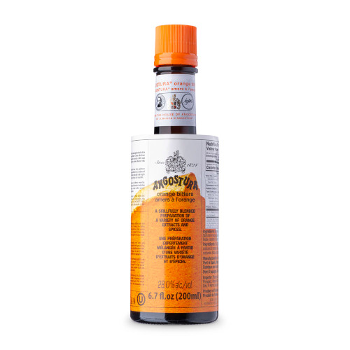 Angostura Orange Cocktail Bitters - 6.76 oz Bottle
