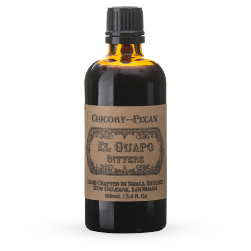 El Guapo Chicory Pecan Cocktail Bitters - 100ml