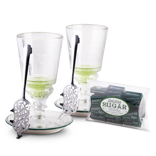 Premium Absinthe Accessories Starter Kit