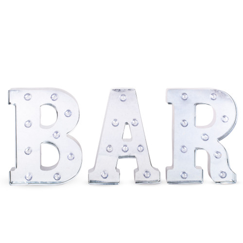 BAR Marquee Letter Light Kit