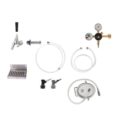 ocktails On Tap Carbonated Conversion Kit - Single Faucet