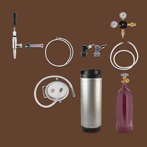 Build Your Own Coffee on Tap Conversion Kit