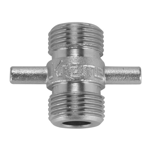 Duplex Coupling for Beer Line Cleaning Kit