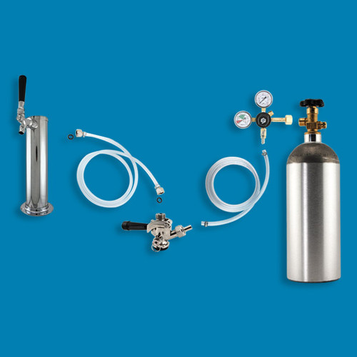Build Your Own Tower Kegerator Conversion Kit