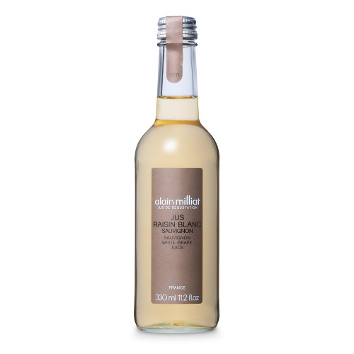 Alain Milliat Traditional Home-Style French Sauvignon Early Harvest White Grape Juice - 11.2 oz