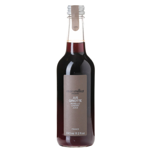 Alain Milliat Traditional Home-Style French Morello Cherry Juice - 11.2 oz