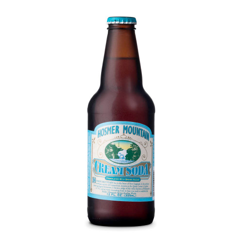 Hosmer Mountain Cream Soda - 12 oz Bottle