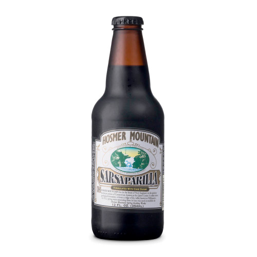 Hosmer Mountain Sarsaparilla - 12 oz Bottle