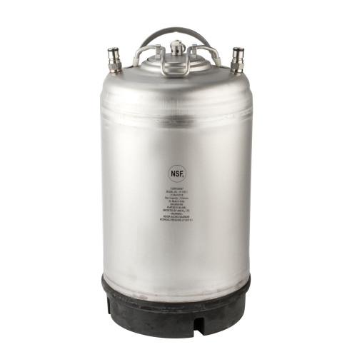 Ball Lock Homebrew Cornelius Keg - 3 Gallon - Single Handle - New