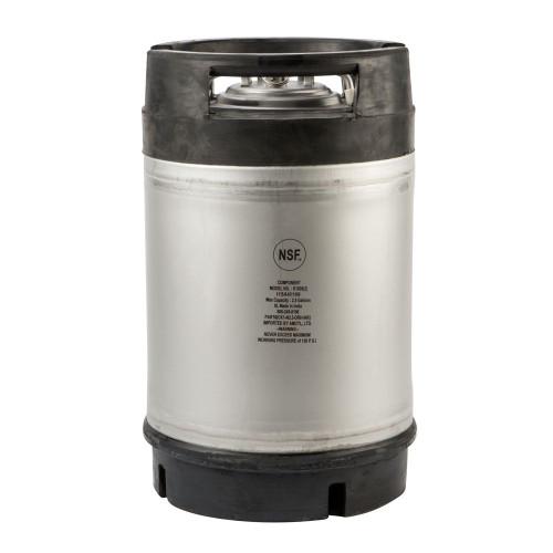 Ball Lock Homebrew Cornelius Keg - 2.5 Gallon - New