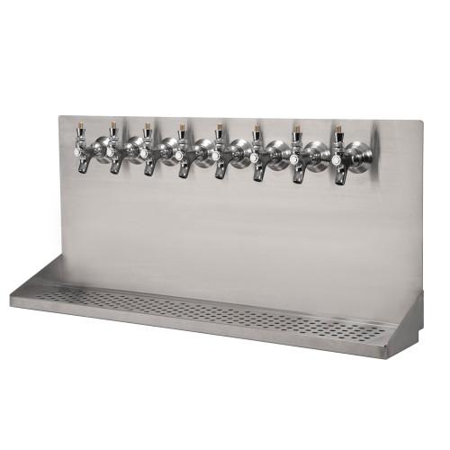 Wall Mount Dispenser 8 Faucet - Air