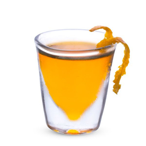 Orange Crushed Flavored Jello Shot Mix - 6.78 oz