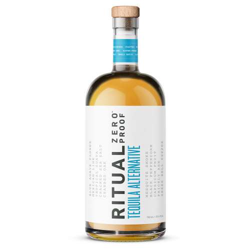 Ritual Tequila Alternative - Zero Proof - Non-Alcoholic - 750ml