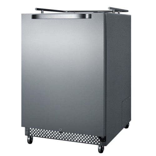 Summit Outdoor Kegerator - Stainless Steel - No Kit