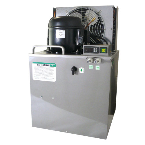 Glycol Chiller - 1/3 HP - 125 ft. - 1 Pump