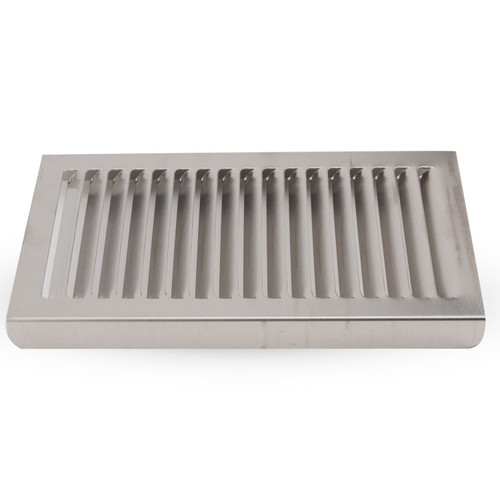 8 1/8-inch Replacement Splash Grid - Stainless Steel