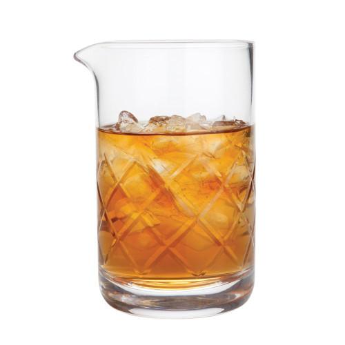Viski Professional Yarai Crystal Mixing Glass - 500ml