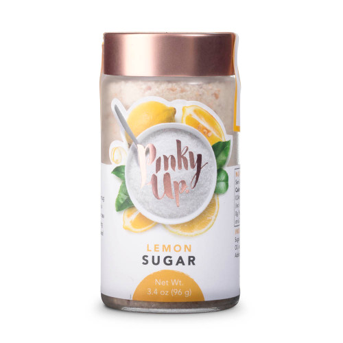 Lemon Flavored Cocktail Sugar - 3.4 oz
