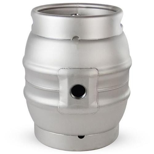 Firkin Keg for Cask Ale - Stainless Steel - 10.8 Gallons