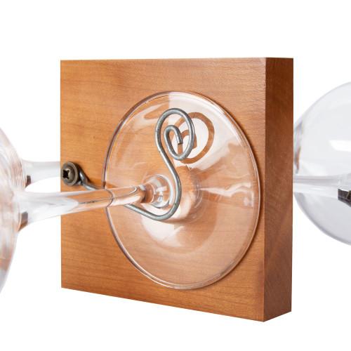 Slalom Wineglass Rack - Cherry - 8 Glass