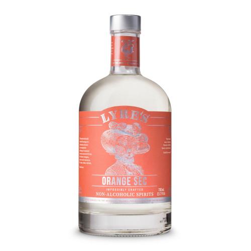 Lyre's Orange Sec Non-Alcoholic Spirits - 700ml