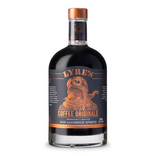 Lyre's Coffee Originale Non-Alcoholic Spirits - 700ml
