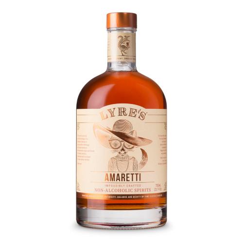 Lyre's Amaretti Non-Alcoholic Spirits - 700ml