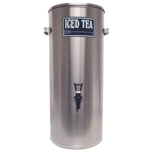 Cecilware Stainless Steel Iced Tea Dispenser