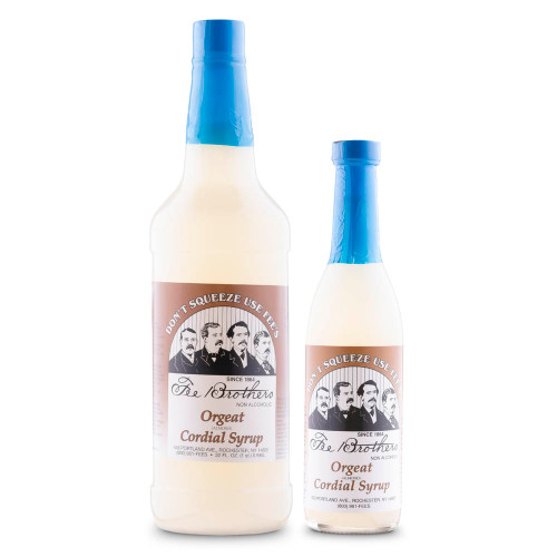 Fee Brothers Orgeat Almond Cordial Syrup