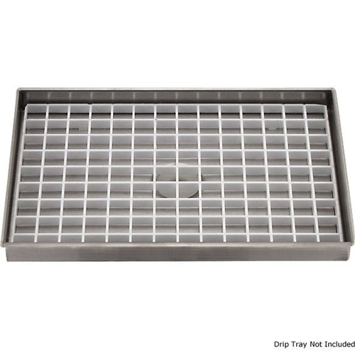 Replacement Splash Grid for Drip Tray - Tray Not Included