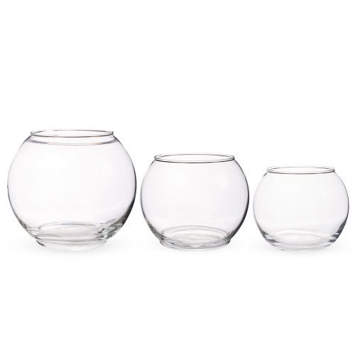 Libbey Bubble Bowl Cocktail Glass