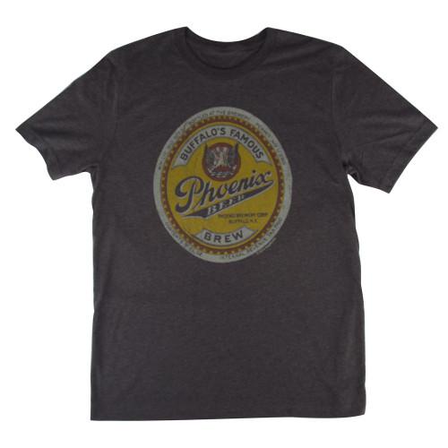 Phoenix Vintage Beer Label T-Shirt