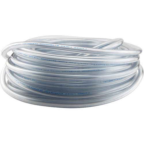 "Air Line - 5/16"" ID - Clear Vinyl Hose - 100' Coil"