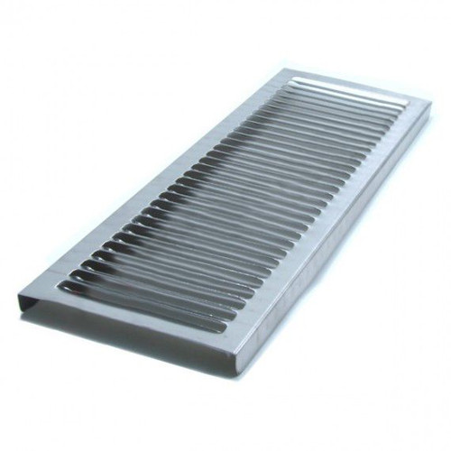 """Replacement Splash Grid - 14 7/8"""" - Stainless Steel"""
