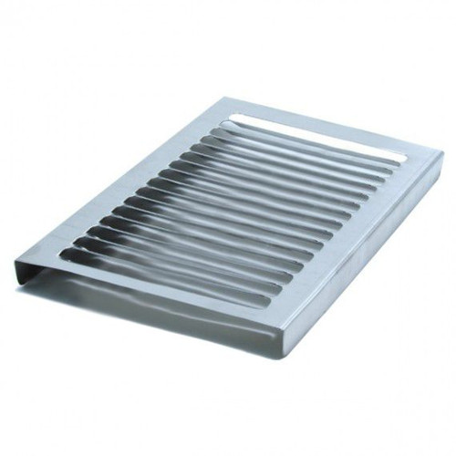 """Replacement Splash Grid - 8 1/8"""" - Stainless Steel"""