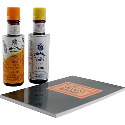 The Angostura Bitters and Book Set